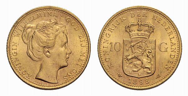 Gouden tien gulden