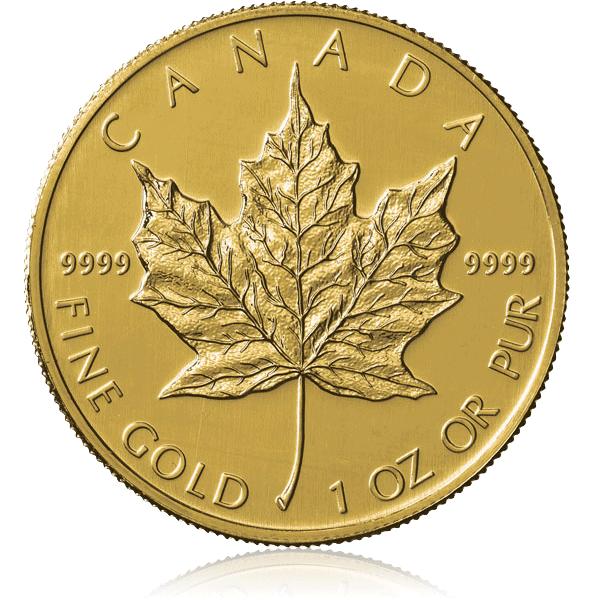 Maple leaf muntkant